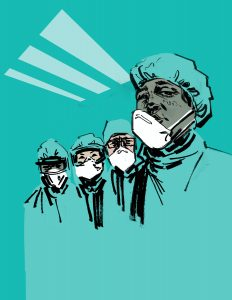 Os Astros dos Hospitais